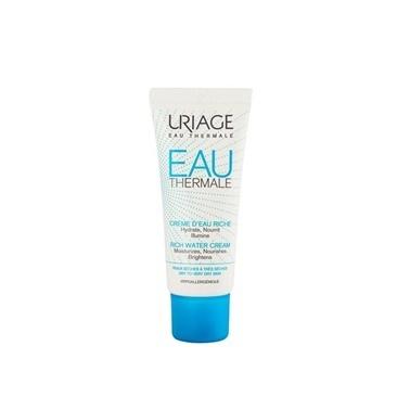 Uriage URIAGE Eau Thermale - Rich Water Cream 40 ml Renksiz